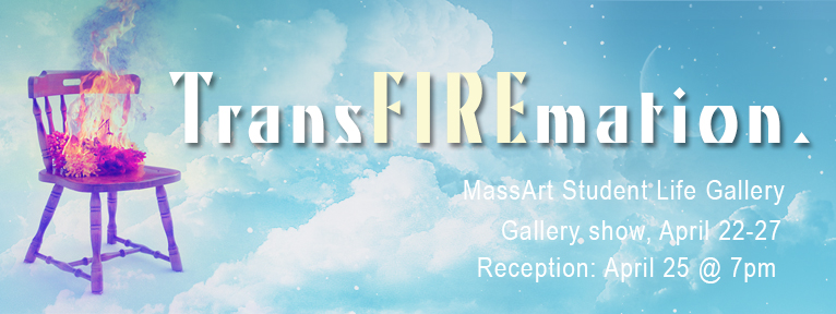 Geena Matuson's (@geenamatuson) 2013 gallery show and installation 'TransFIREmation' highlighted work that represented change, the ephemeral, and transformation...