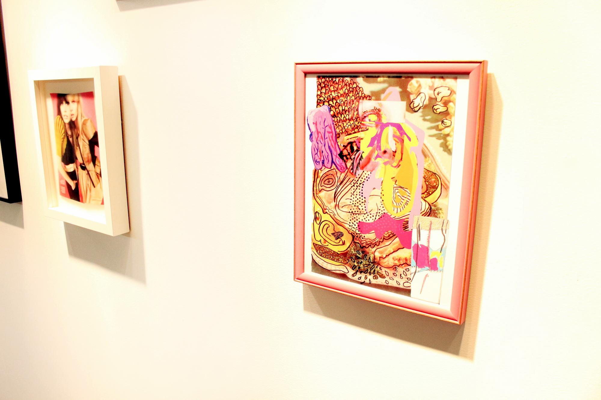 Two-Fer   Brian Christopher Glaser    Collage #3   Lenny Schnier
