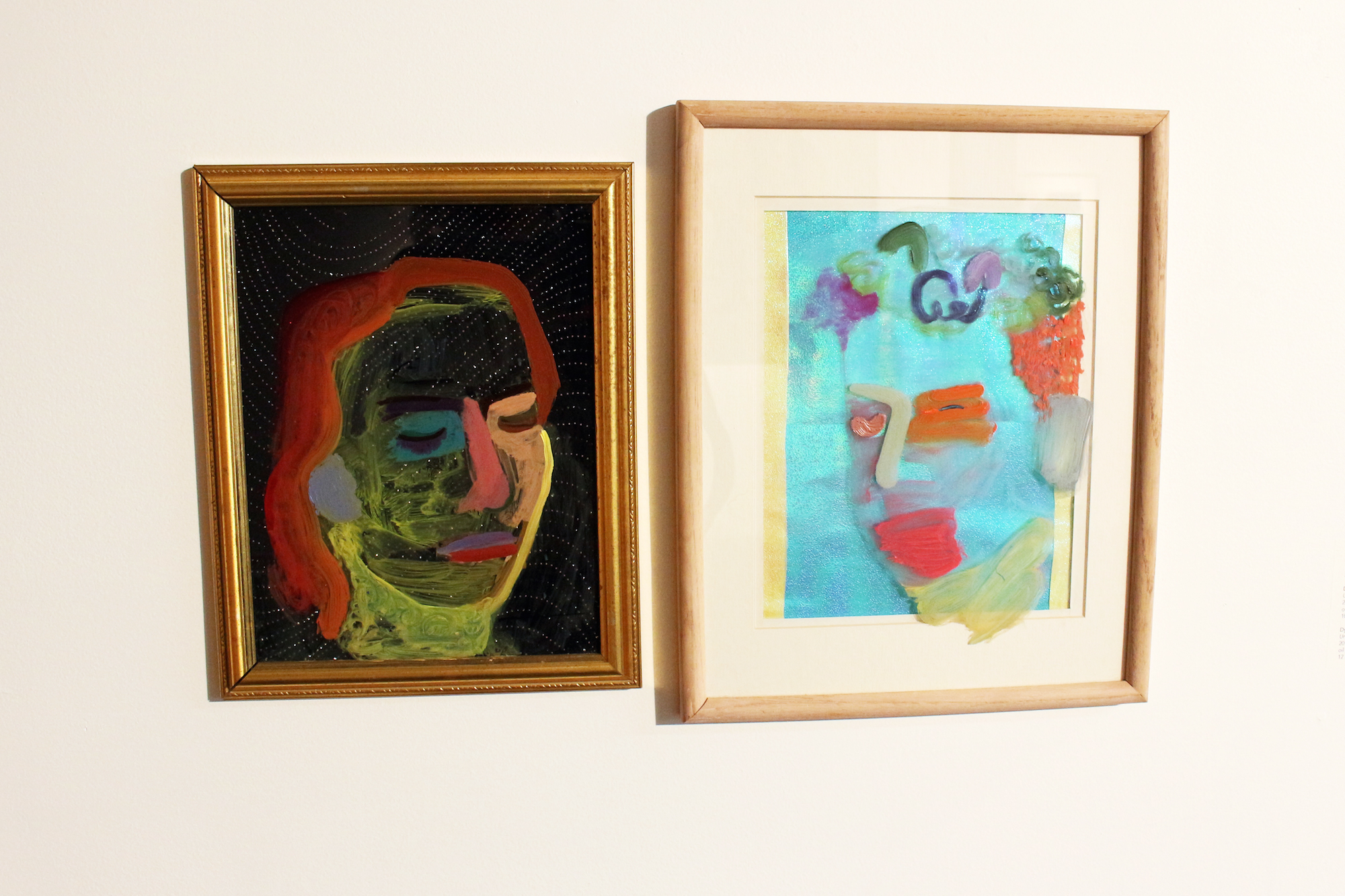 Untitled and Untitled   Dylan Hurwitz