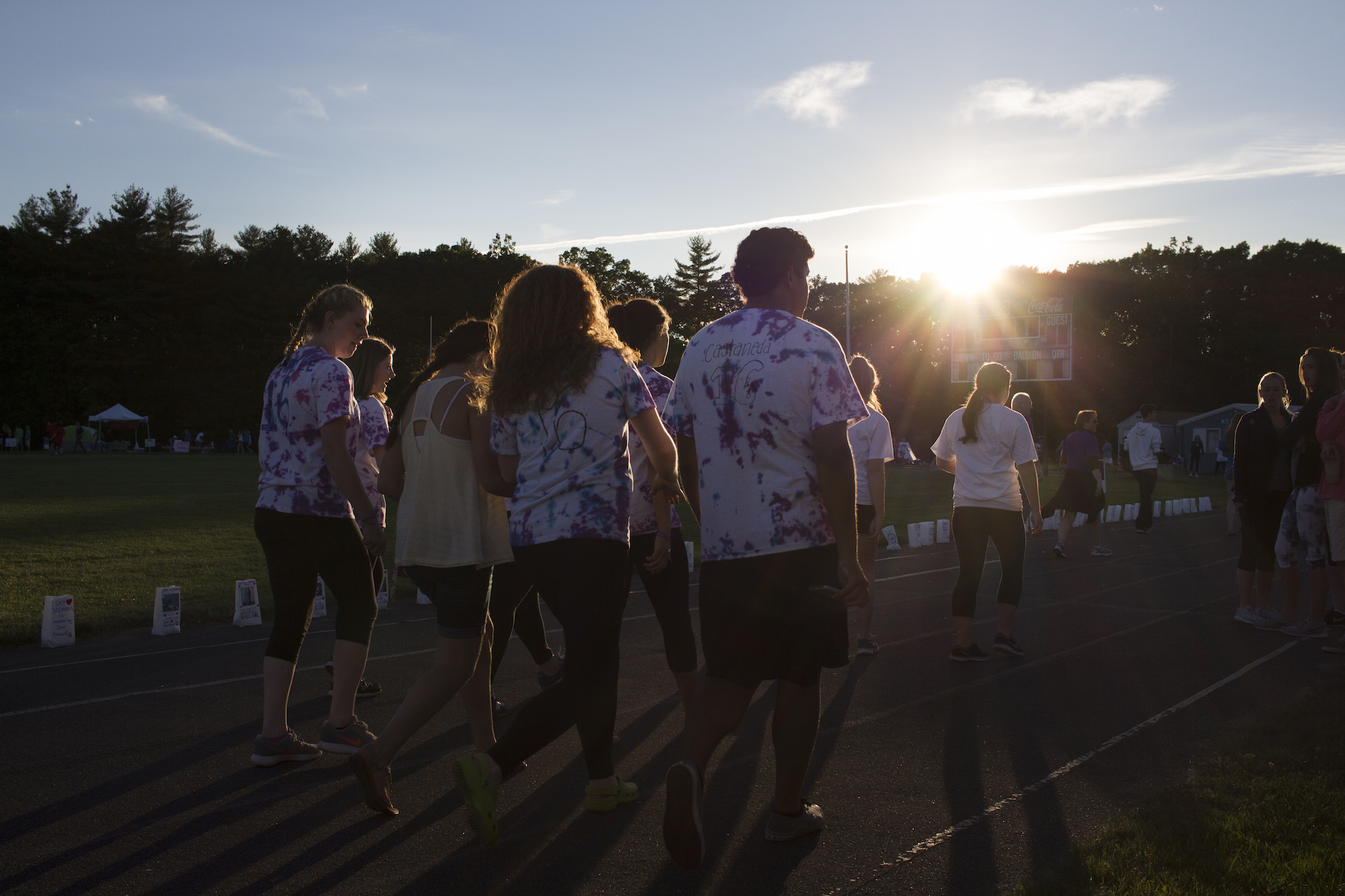 Relay for Life event in Medway, MA, 2016. Photography by Geena Matuson @geenamatuson #thegirlmirage.