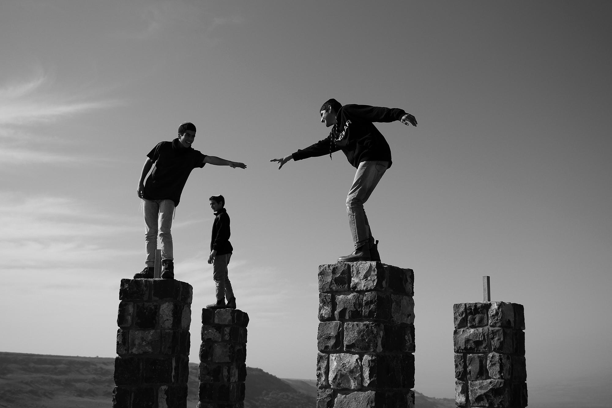 'Freedom,' taken at Gamla in Golan Heights, Israel. View across Gamla in Golan Heights, Israel. Travel photography by Geena Matuson @geenamatuson #thegirlmirage.