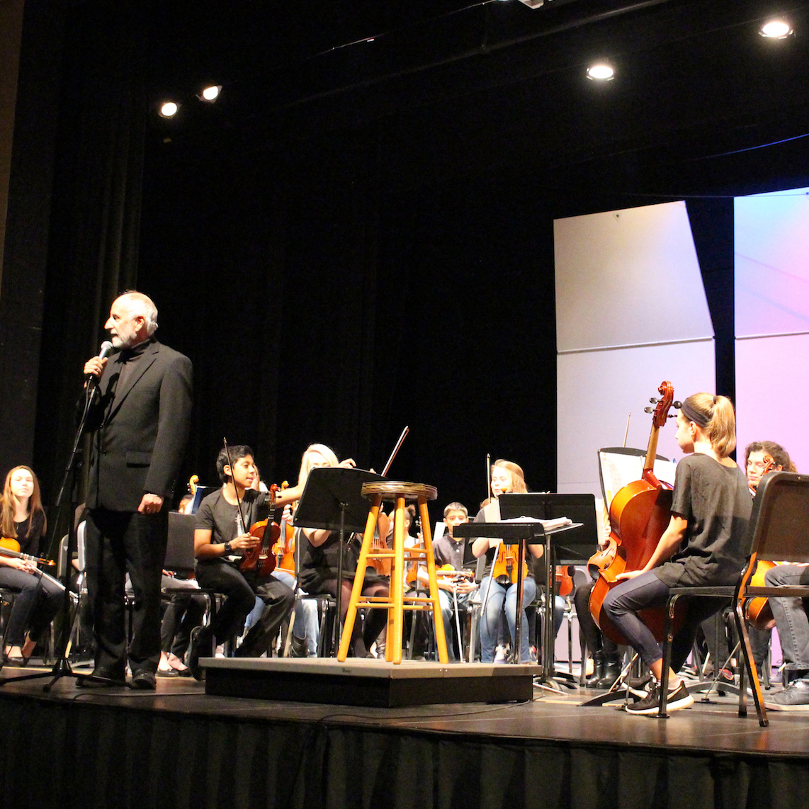 """Medfield is Side-by-side with Berklee World Strings  Hometown Weekly News    """"For the first time in its history, Berklee World Strings performed a side-by-side concert with Medfield Strings Orchestra on Wednesday evening. This was, in fact, the first time Berklee World Strings had performed side-by-side..."""""""