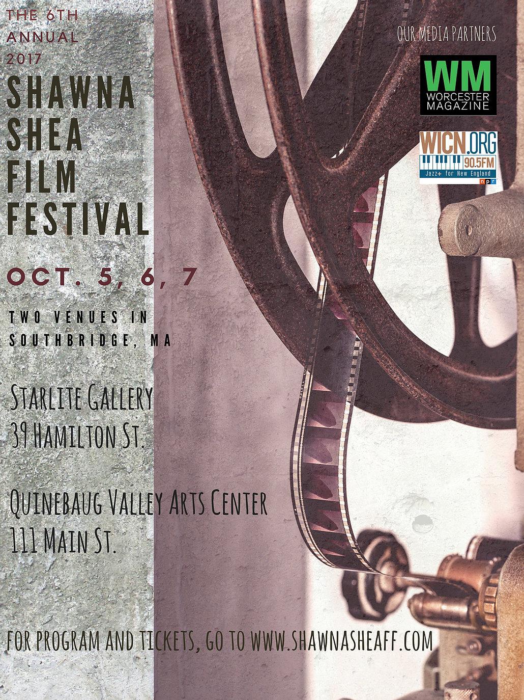 Shawna Shea Memorial Film Festival 2017 in Southbridge, MA presents short comedy 'Depends' by Geena Matuson @geenamatuson #thegirlmirage