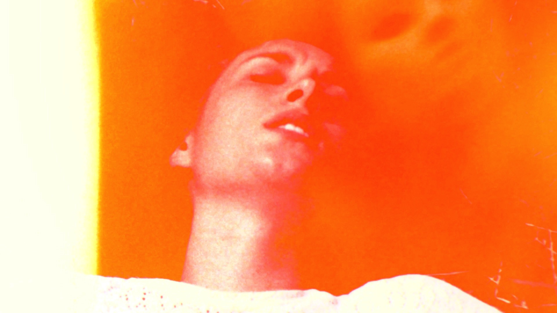 16mm film still from Geena Matuson's (@geenamatuson) 'My Big Bad Wolf' (2013).