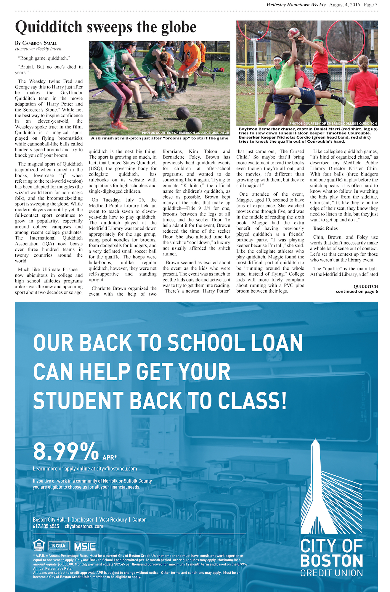Hometown Weekly Newspaper layout design by Geena Matuson @geenamatuson #thegirlmirage @ https://thegirlmirage.com.