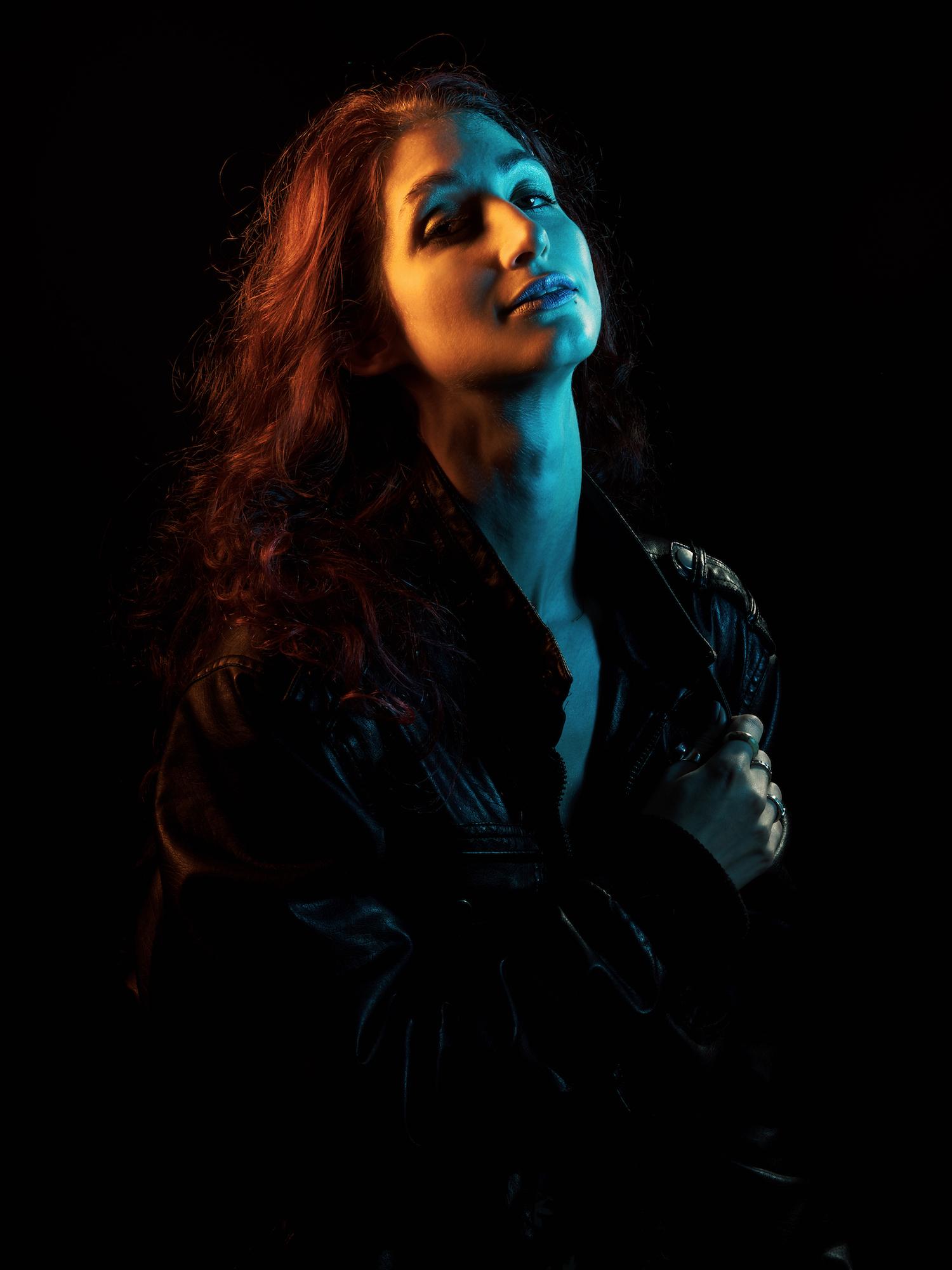 "Geena Matuson (@geenamatuson) ""The Girl Mirage"" modeling for J.T. Armstrong of Run N Gun Photo, 2018. See more @ youtube.com/c/RunNGunPhoto."