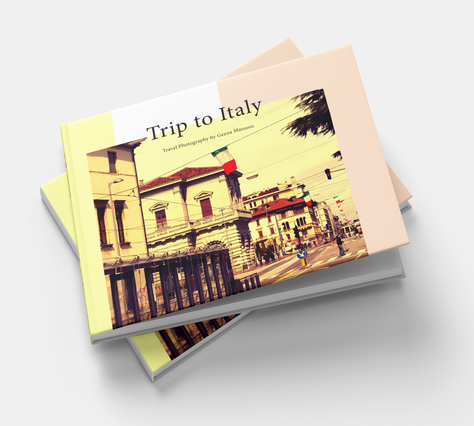 Geena Matuson's (@geenamatuson) photography travel book 'Trip to Italy' available online. See more @ https://thegirlmirage.com.