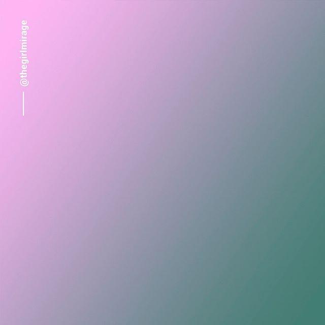 Some gradients to satisfy. . . . #thegirlmirage #art #pastel #gradient #lavender #lilac #green #photoshop @adobe #colors #instaart #uvlight #blacklight #space #eclipse #luna #acidtrip