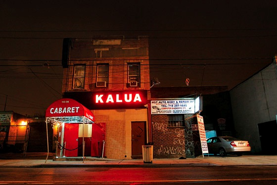 A Bad Night at Club Kalua by Robert Kolker for New York Magazine