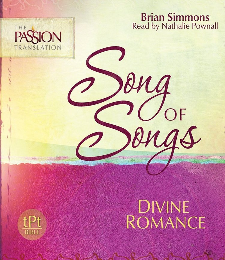 Song of Songs - The first of a series of audio books from the Biblenarrated by Nathalie Pownall