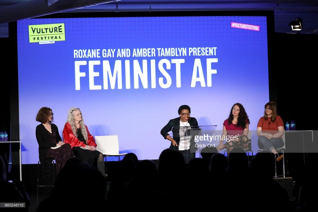 Feminist AF, Vulture Festival 2018