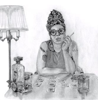 Illustration by Jakob Vala