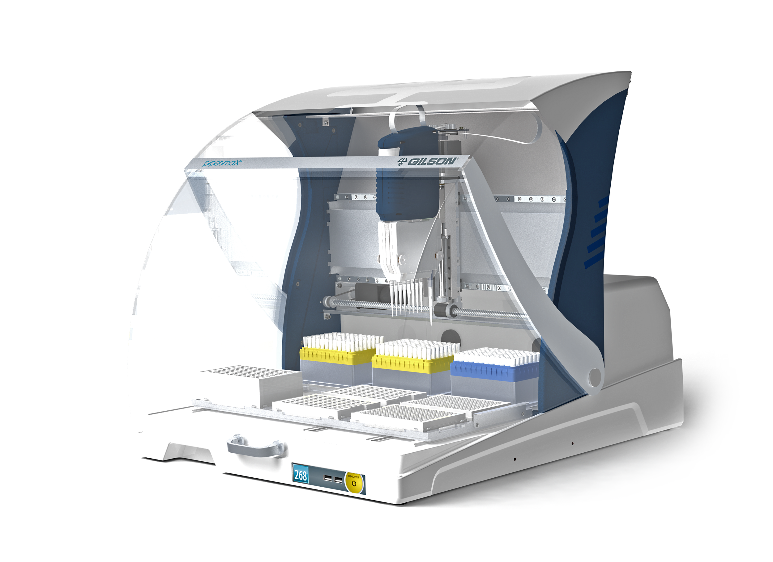 Automated Pipetting Instrument - PIPETMAX