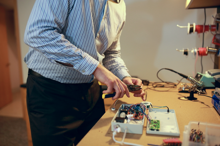 Engineering Testing and Documentation  • We're comfortable performing engineering testing to support product development activities, and we have experience documenting test methods and results in accordance with our clients' standard practices.