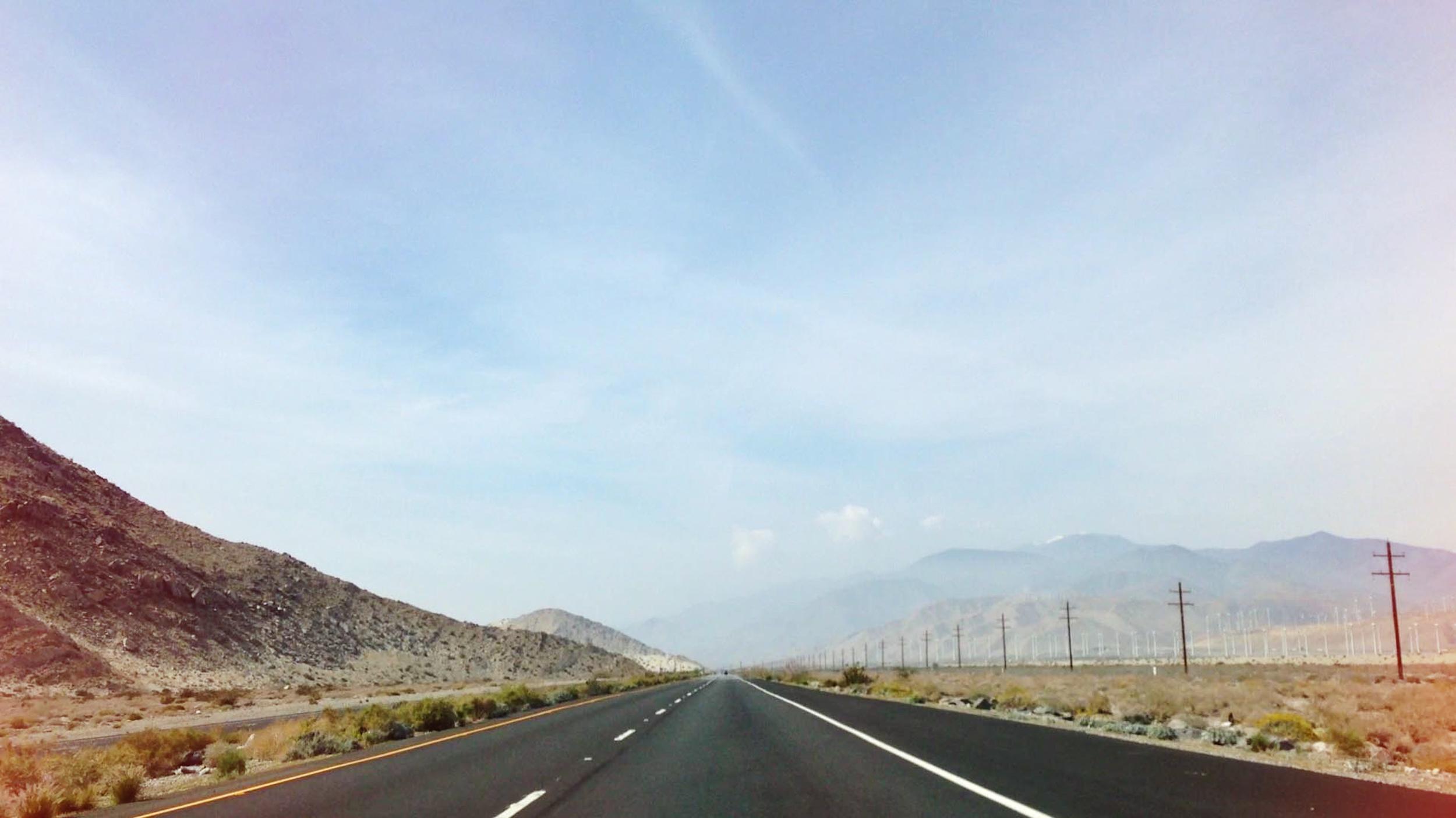 Naomi Yamada - Palm Springs Highway