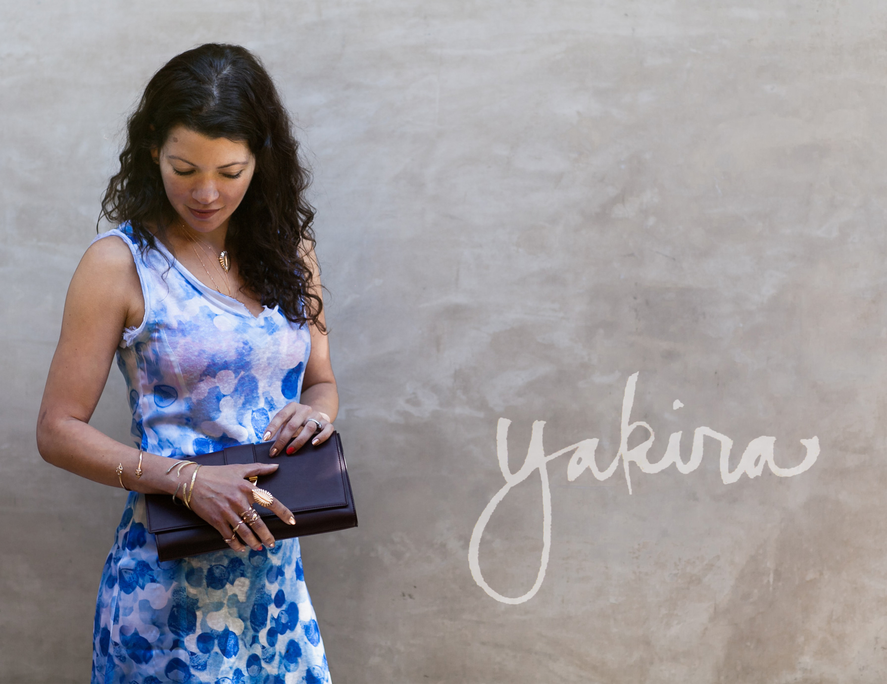 Yakira Rona photographed by Naomi Yamada