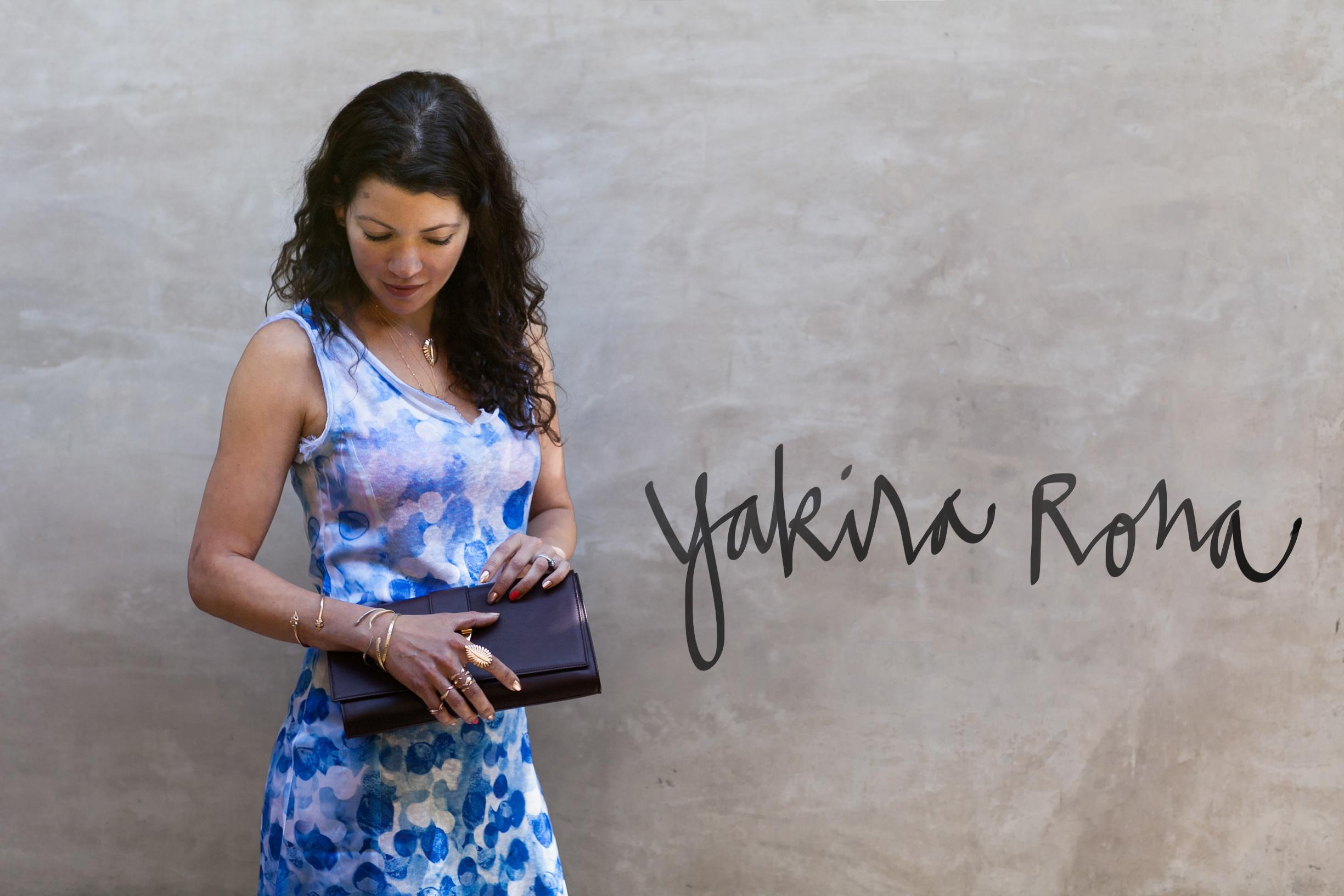 Yakira Rona on Smile Heart Love