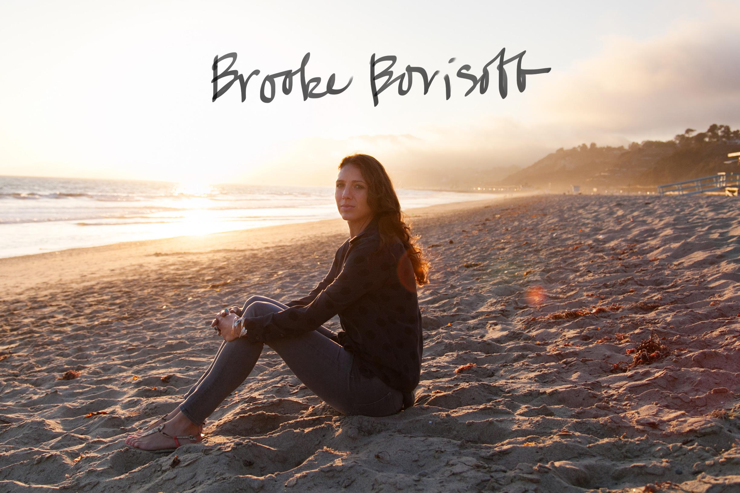 Brooke Borisoff on Smile Heart Love