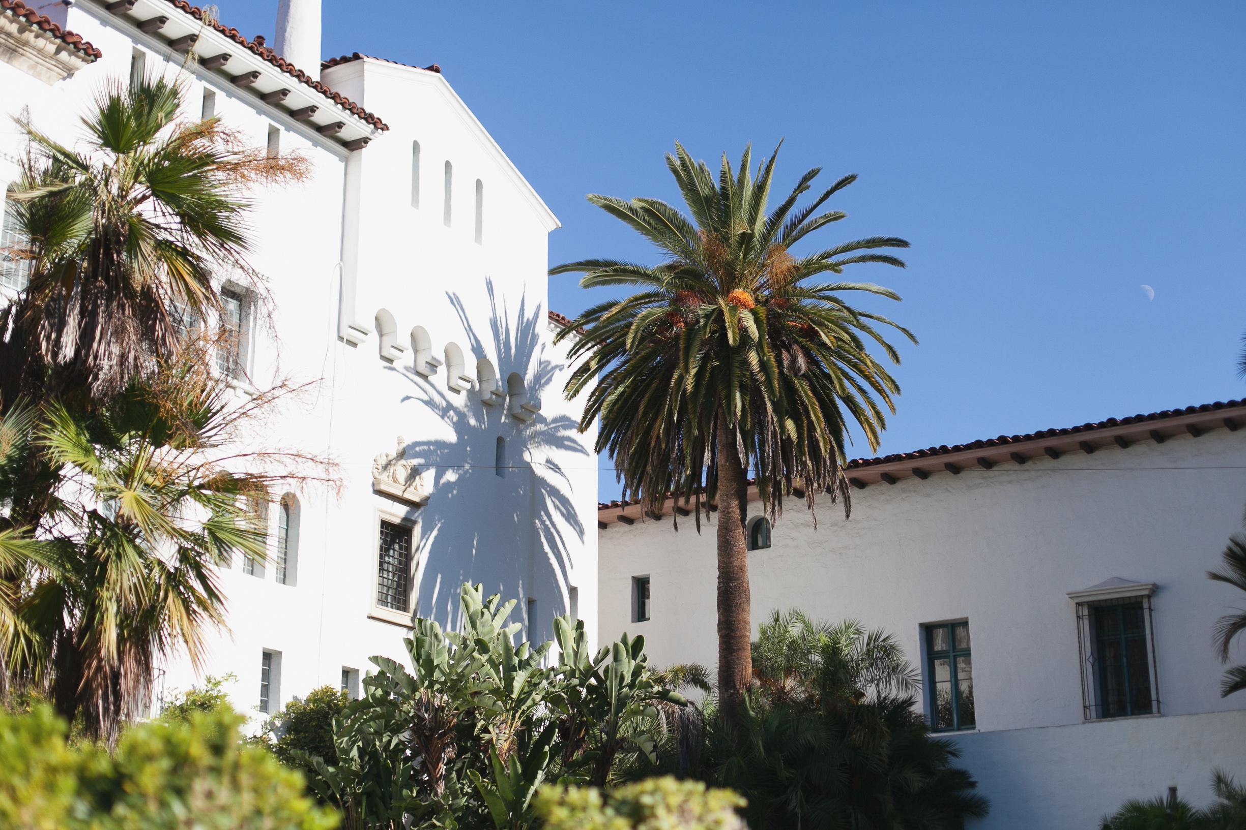 Naomi Yamada_Downtown Santa Barbara