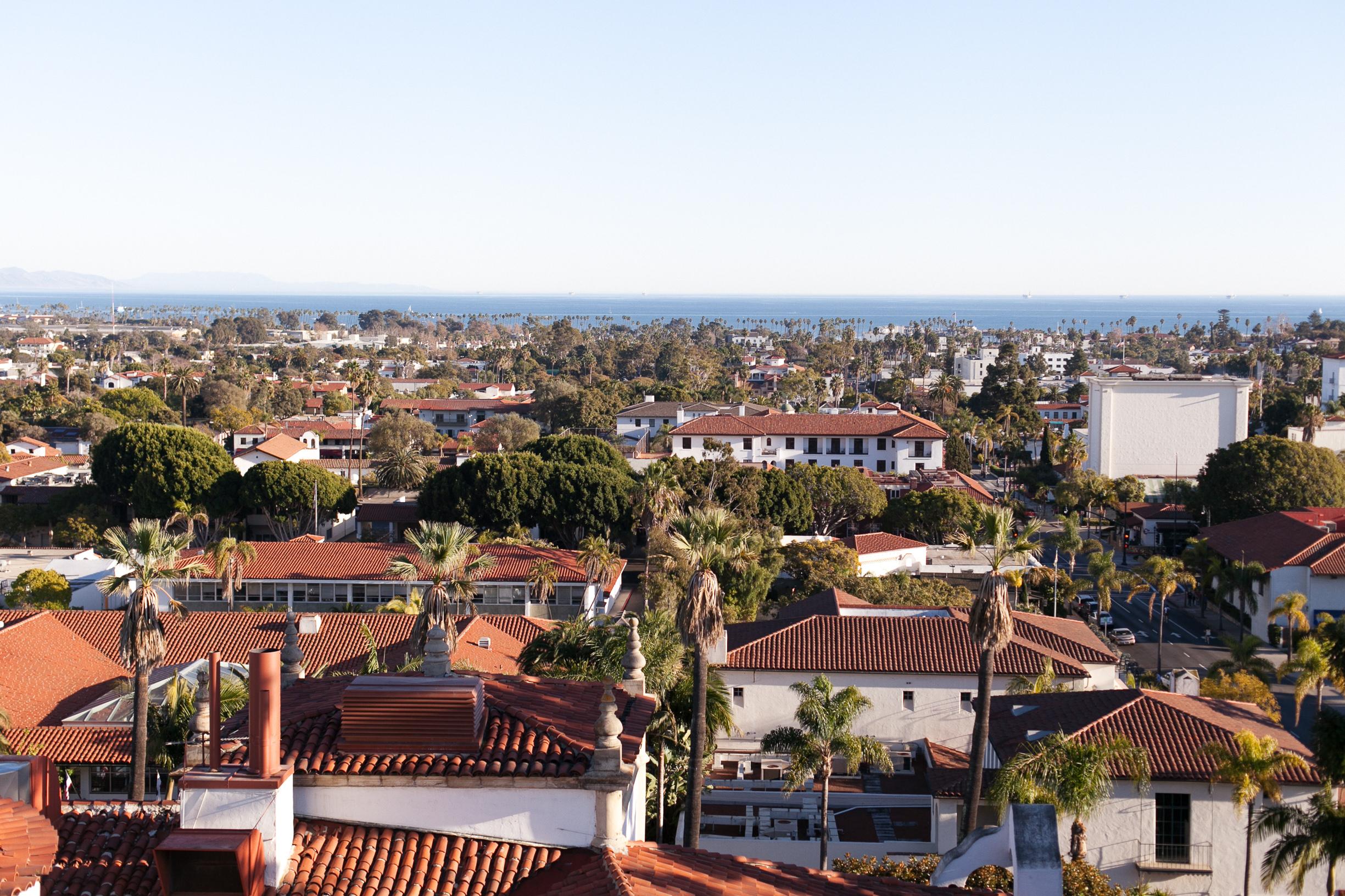 Naomi Yamada_Santa Barbara View