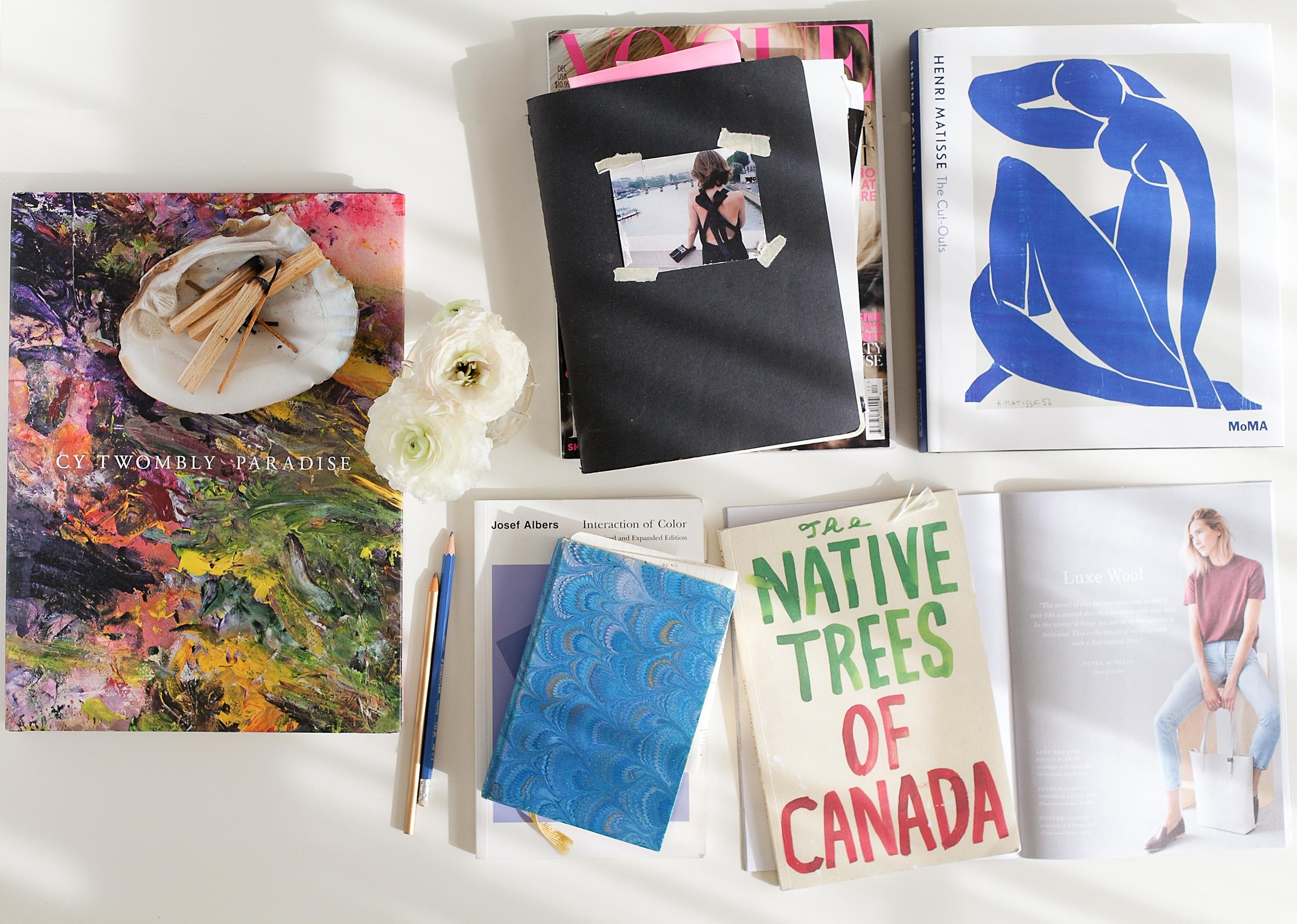 Coffee table books by Naomi Yamada