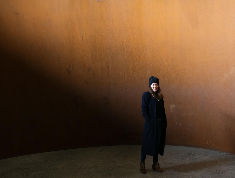 Richard Serra ta Dia Beacon