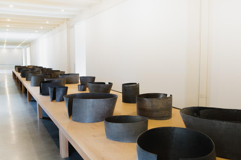 Richard Serra Models at DIA Beacon