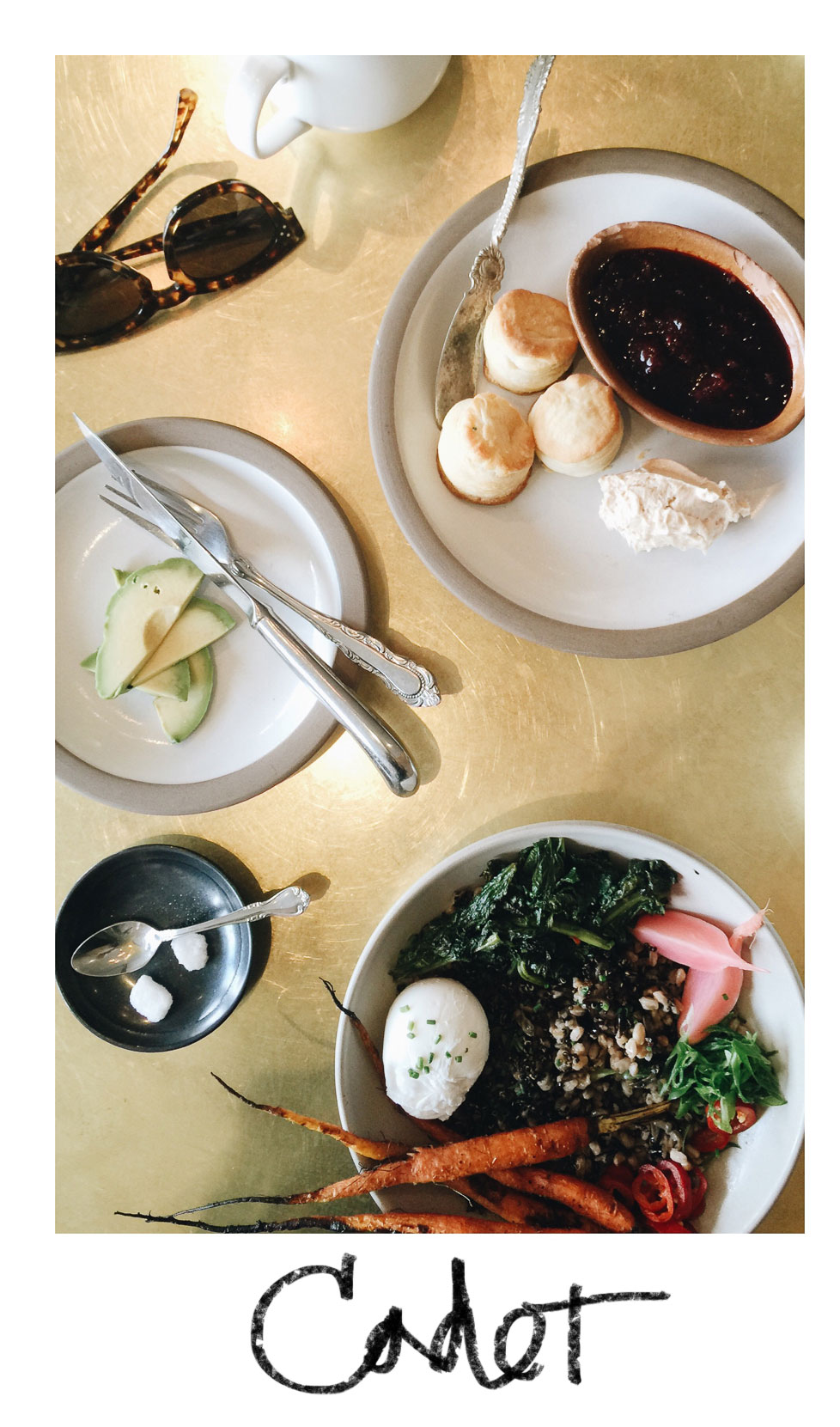 Breakfast in Los Angeles_Cadet_Naomi Yamada