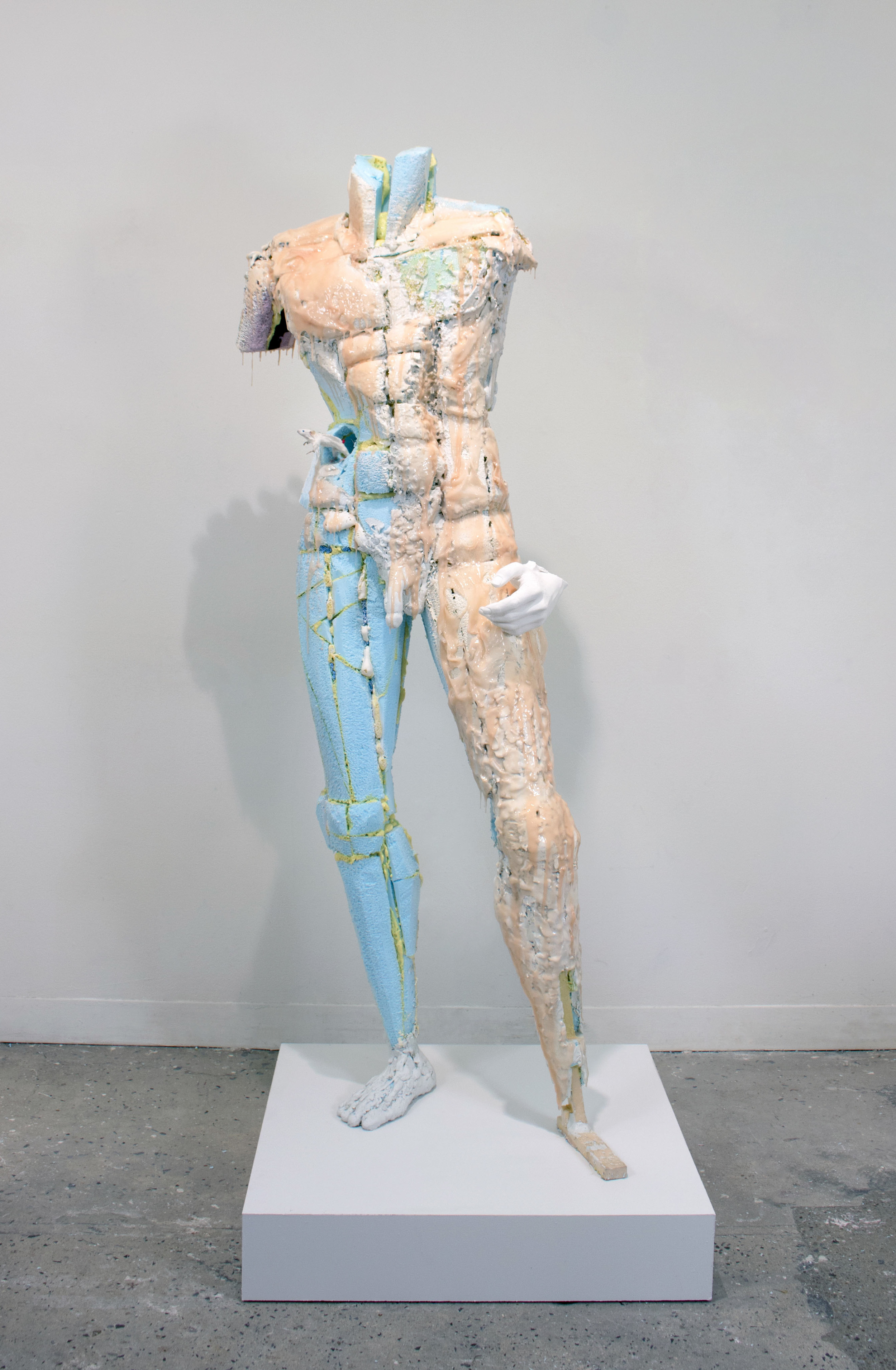 Legs of Styrofoam,Feet of Clay