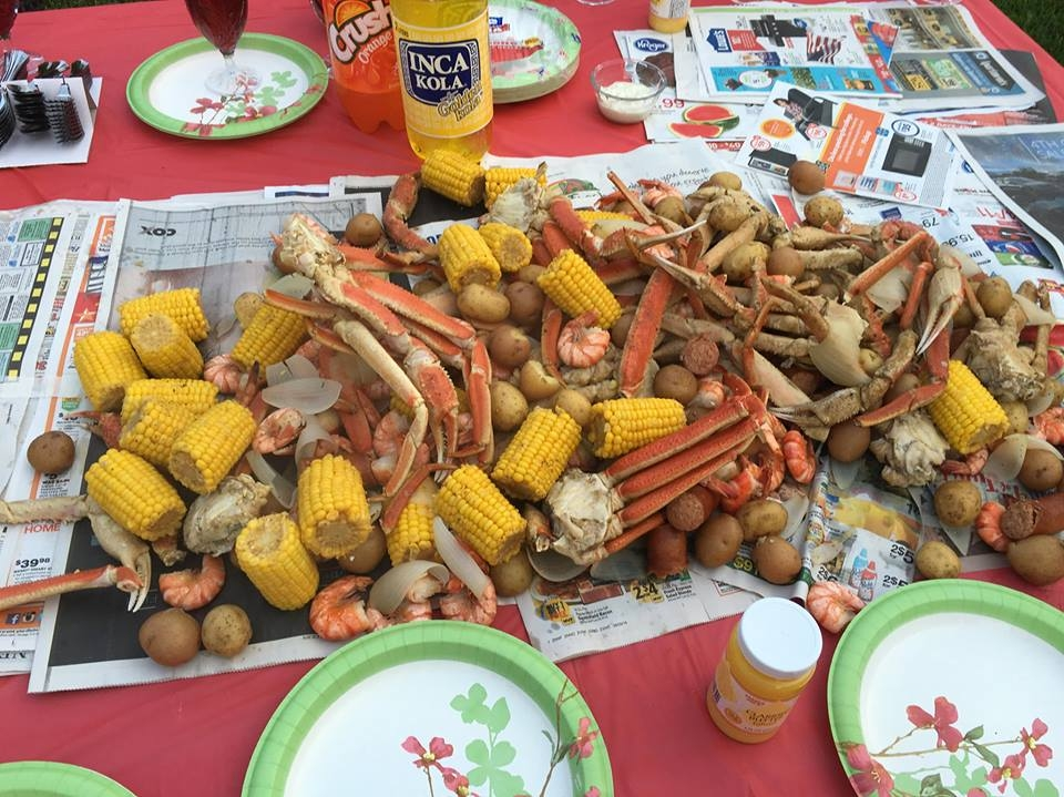 Low Country Boil -