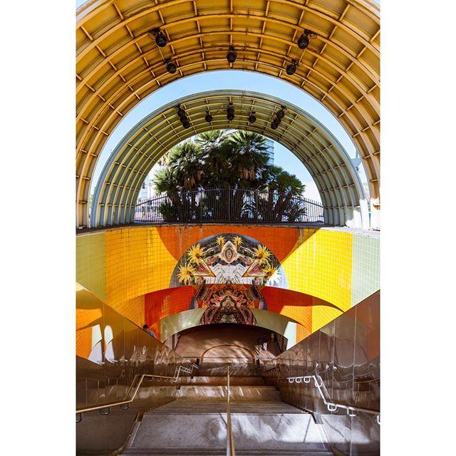 Day Dream.⠀ ⠀ ⠀ ⠀ ⠀ #California #subway #trainstation #stairs #LosAngeles #Cali #Calilife #Travel #Latravel #travelphotography #travelphotographer #wanderlust #adventure #travelmore #lovetotravel #goexplore #wonderfulplaces #roamtheplanet  #adventurelife #wonderful_places #amazingplaces #travelgram #instago #passportready #ilovetravel #instatravelling #instapassport⠀ #travelpics #photooftheday #color