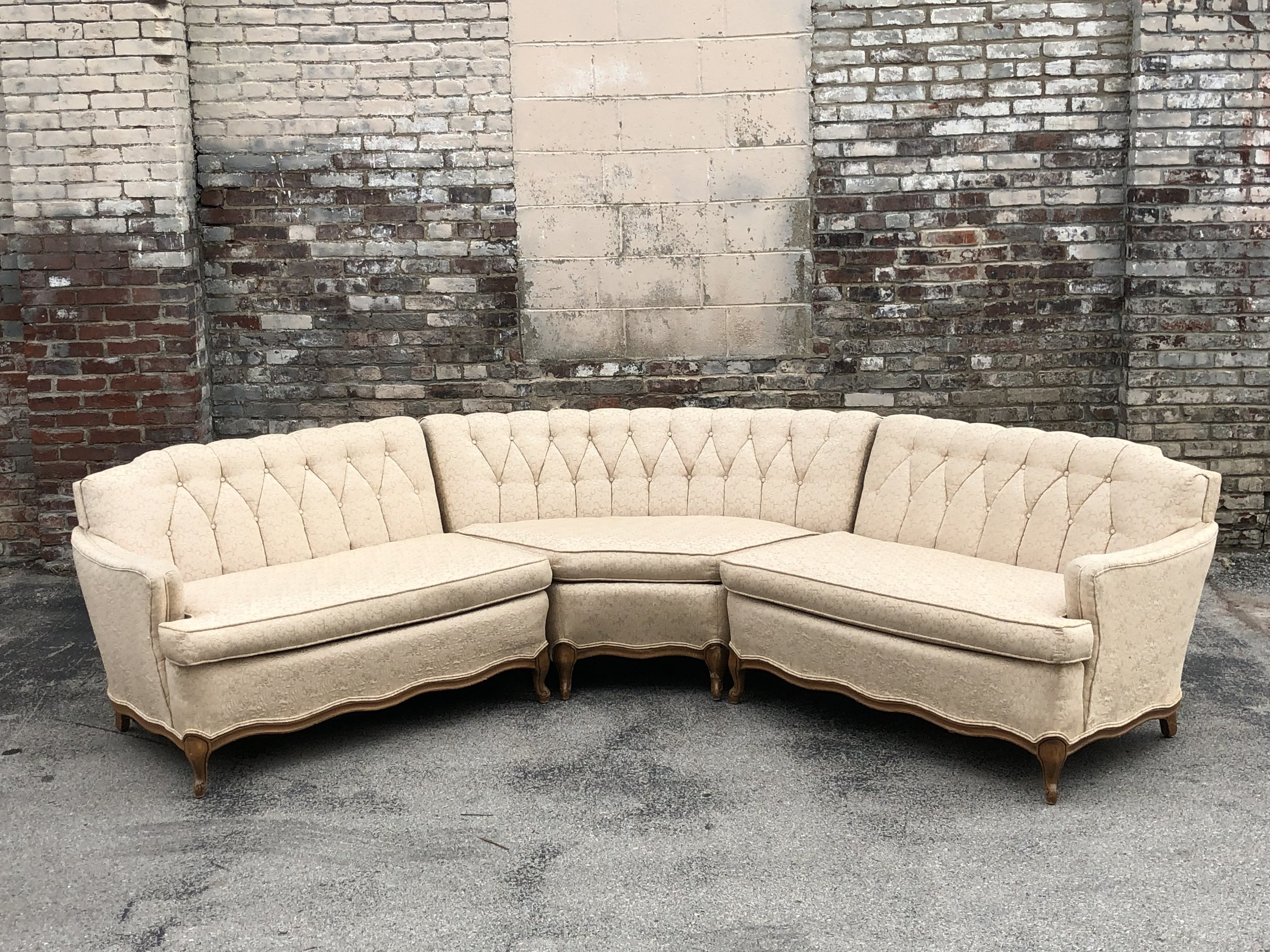 The Mildred Gill Sectional