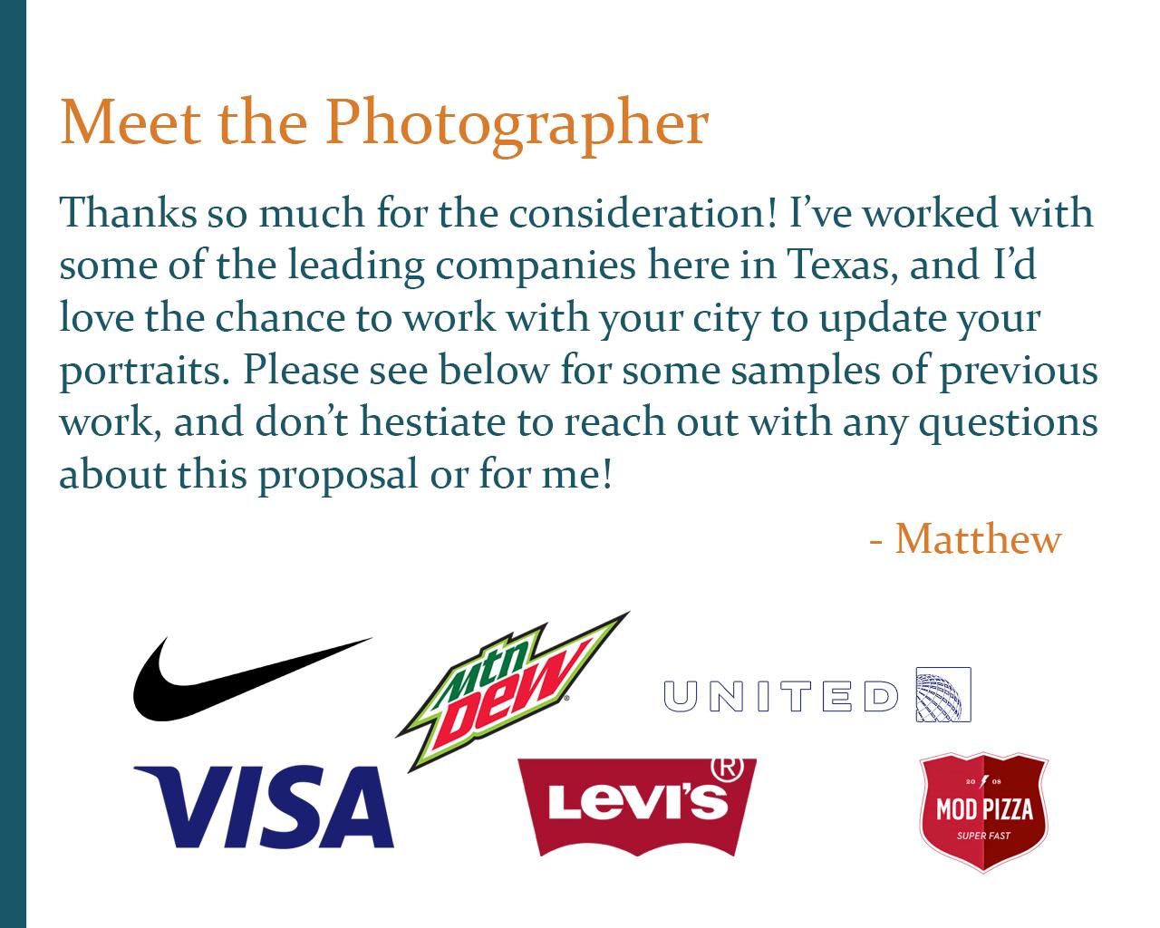 City of Georgetown Photo Revamp Proposal - Meet the Photographer.jpg