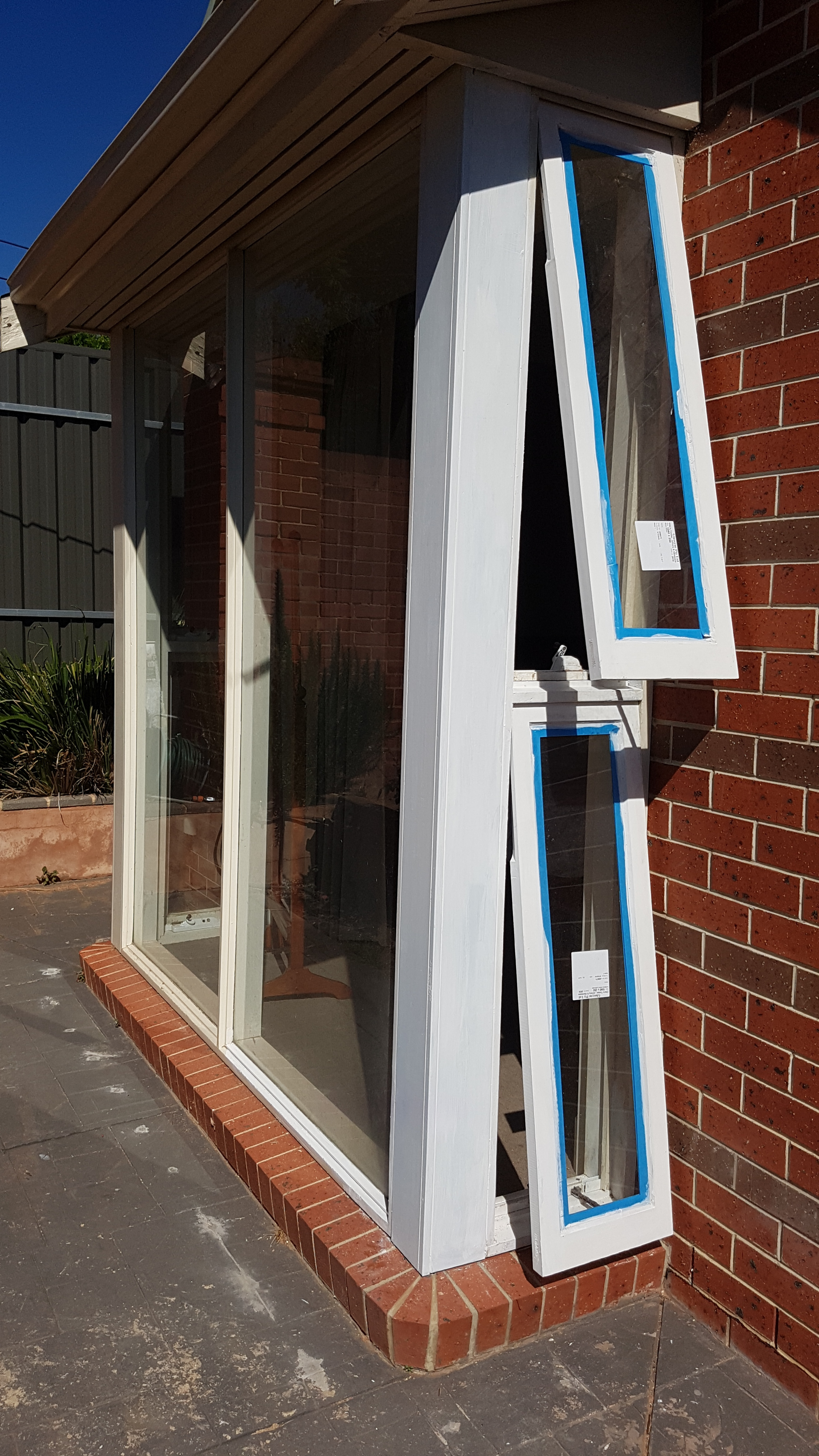 Bay window restoration : Torrens Park