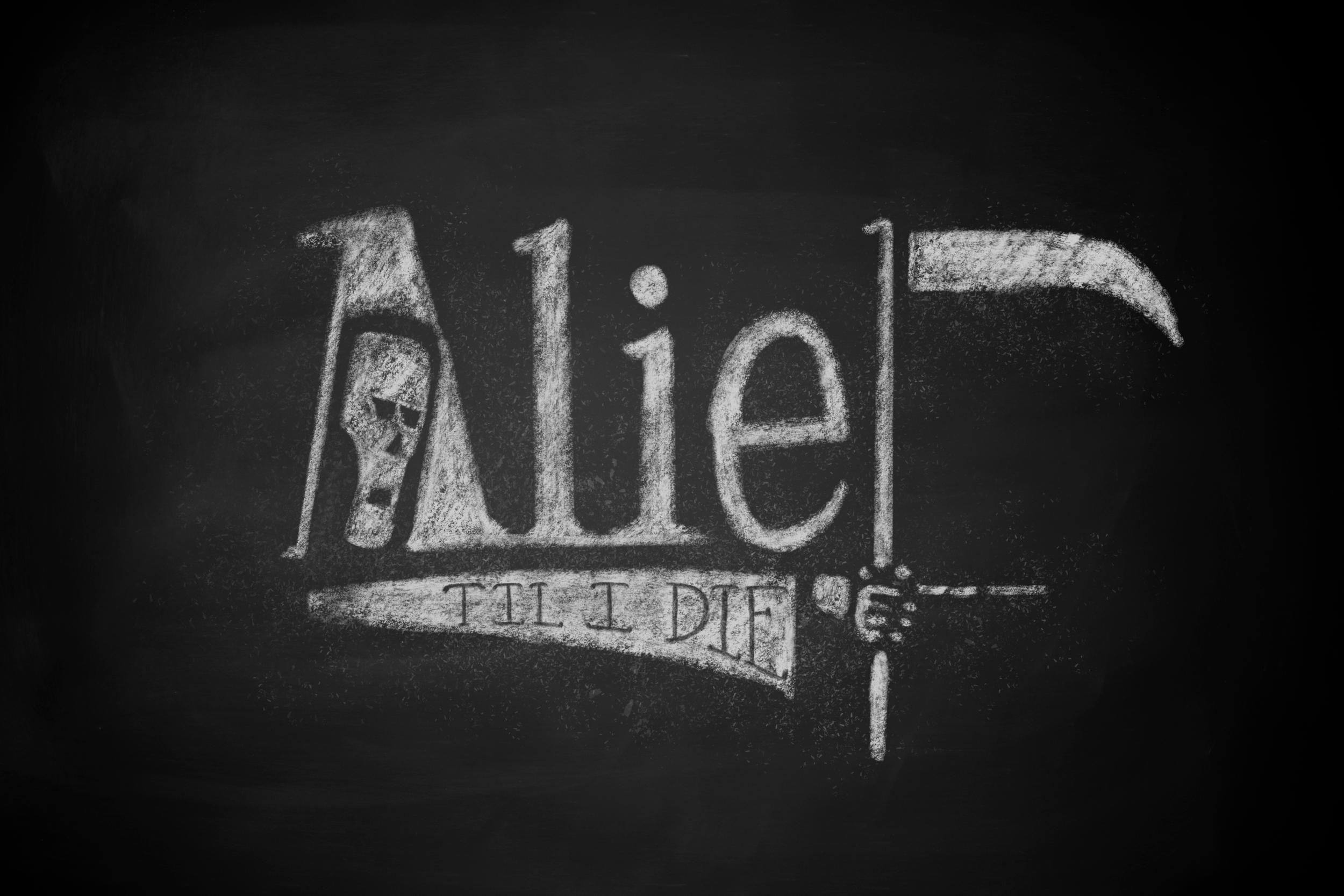 Alief Til I Die , digital. 2018