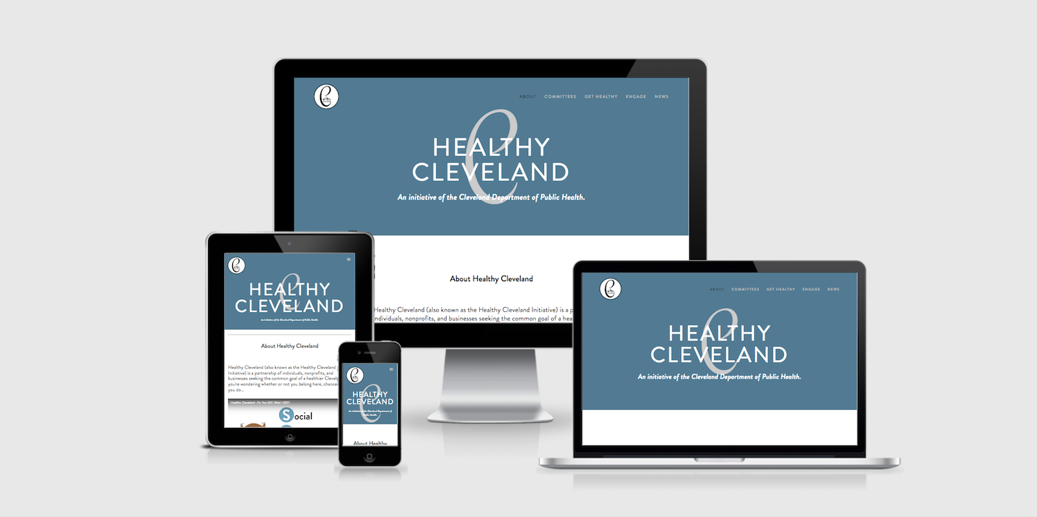 Healthy Cleveland Website