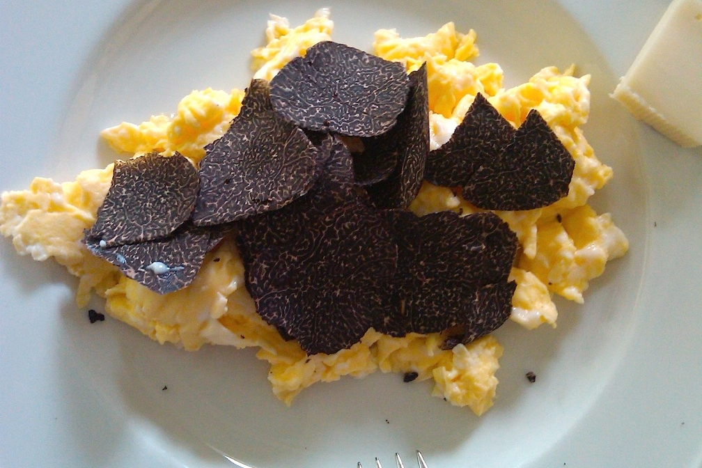 Truffles and Eggs