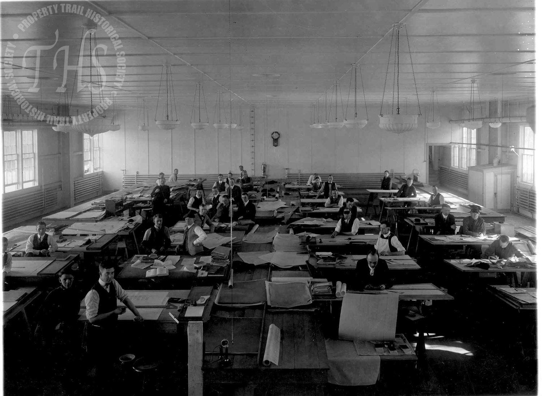 Cominco Design Office (Hughes) - 1927