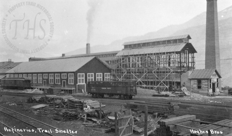 Trail refineries (Hughes) - 1928