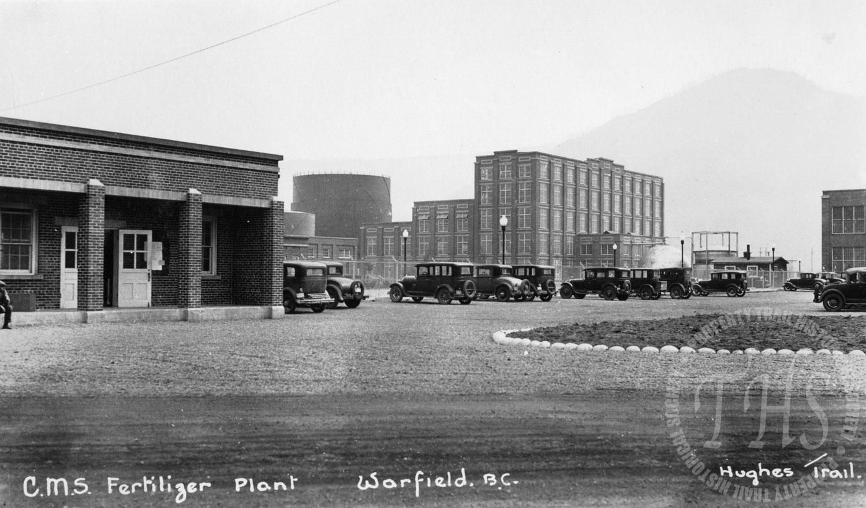 CM&S Fertilizer Plant, Warfield (Hughes) - 1930