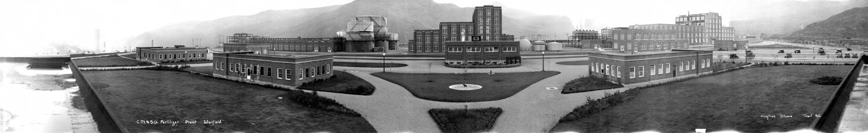 Fertilizer plant at Warfield (Hughes) - 1932