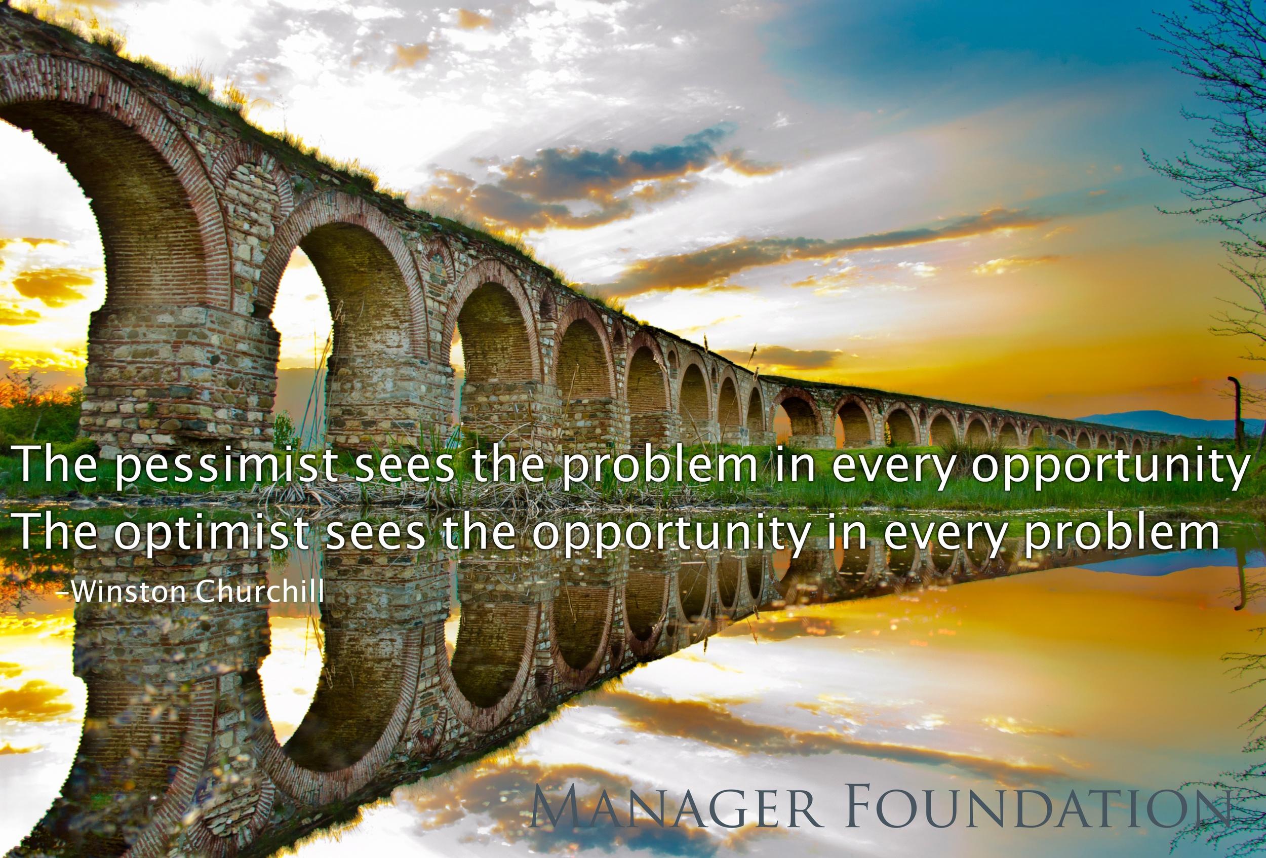 Pessimist optimist problem opportunity Churchill.jpg