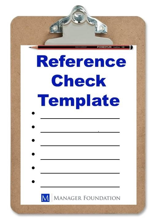 How to Interview for Performance by Conducting Thorough Reference Checks on Job Candidates