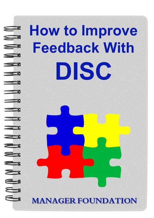 How to Make Your Employee Feedback More Motivational Using the DISC Model