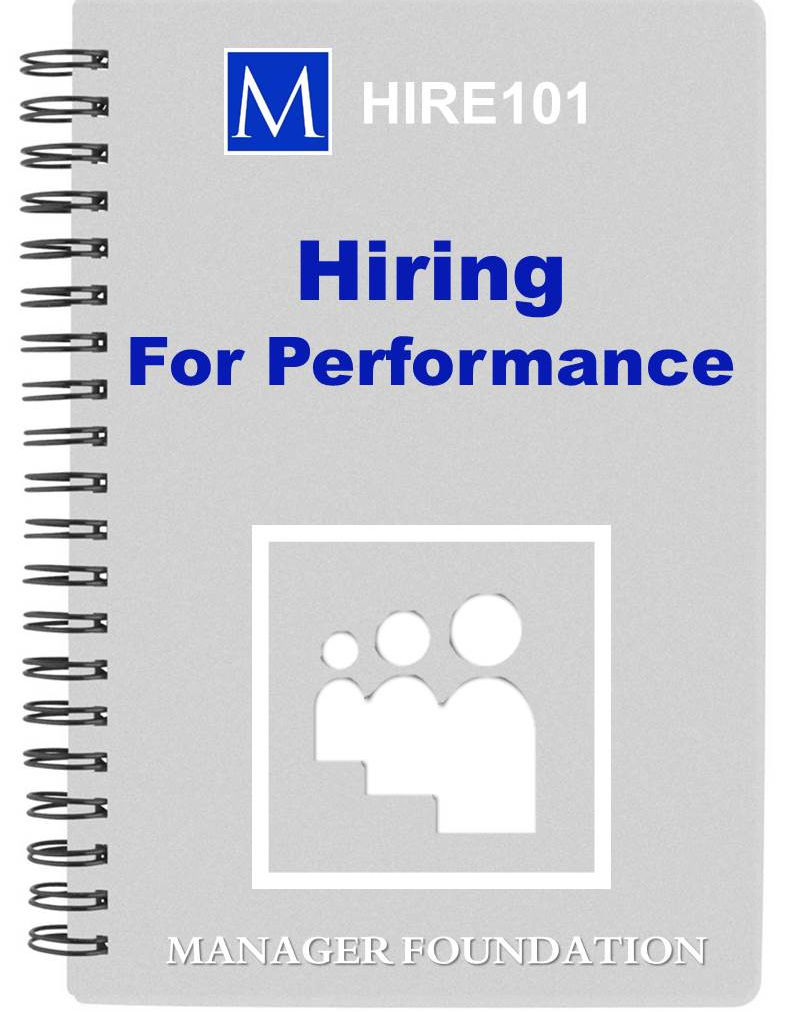 How to implement a robust recruitment process that helps you make good hiring decisions. How to hire for increased performance, engagement and retention
