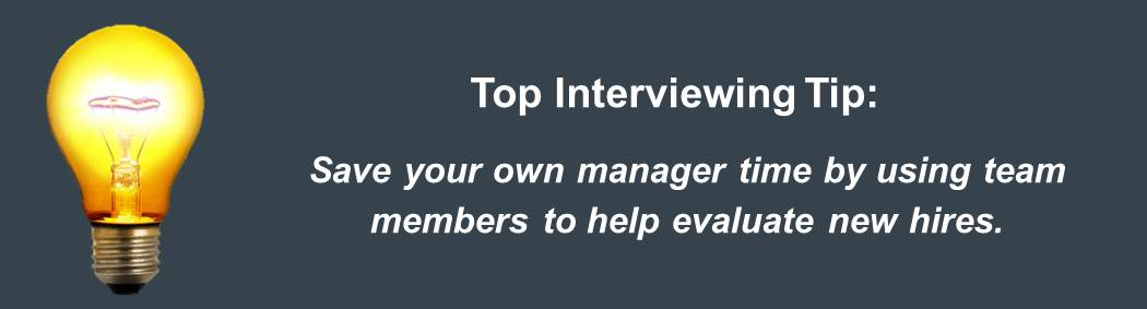 Top interviewing tip for making good hiring decisions and hiring for culture fit jpeg