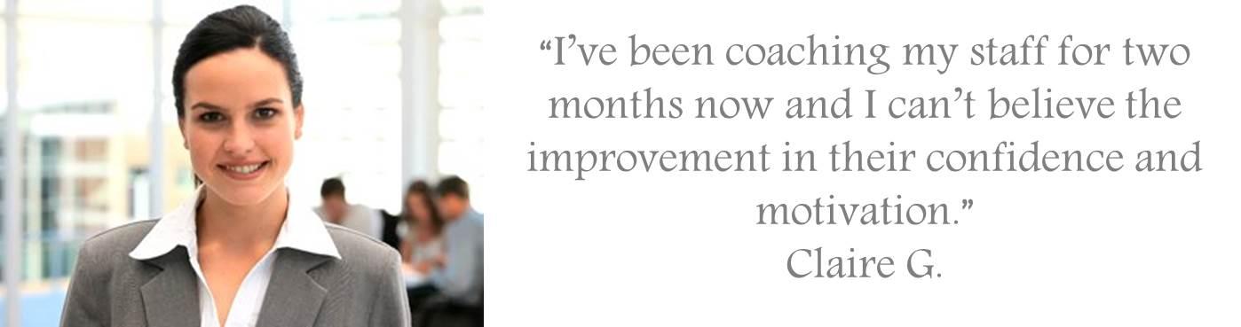 How to identify employee coaching opportunities testimonial jpeg