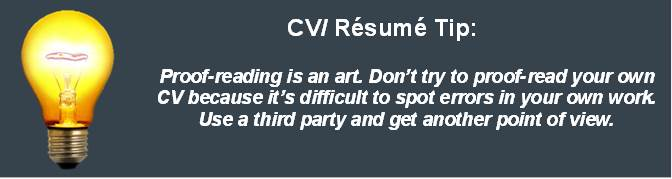 CV Writing Tip for Make it Flawless Jpeg