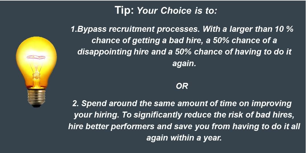 Hiring Tips for avoiding a bad hire jpeg