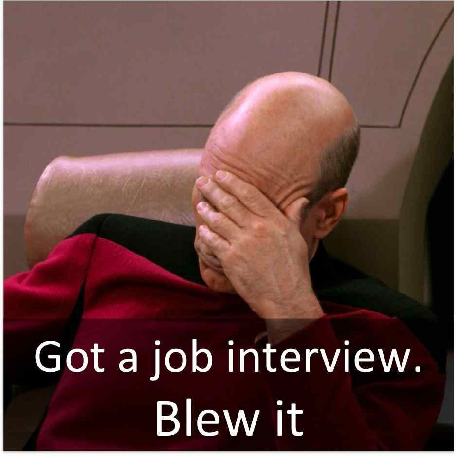 Don't make this interview mistake